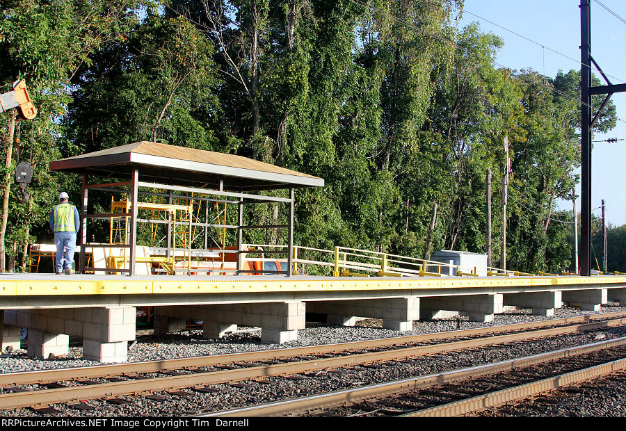 Yardley  hi platform progress